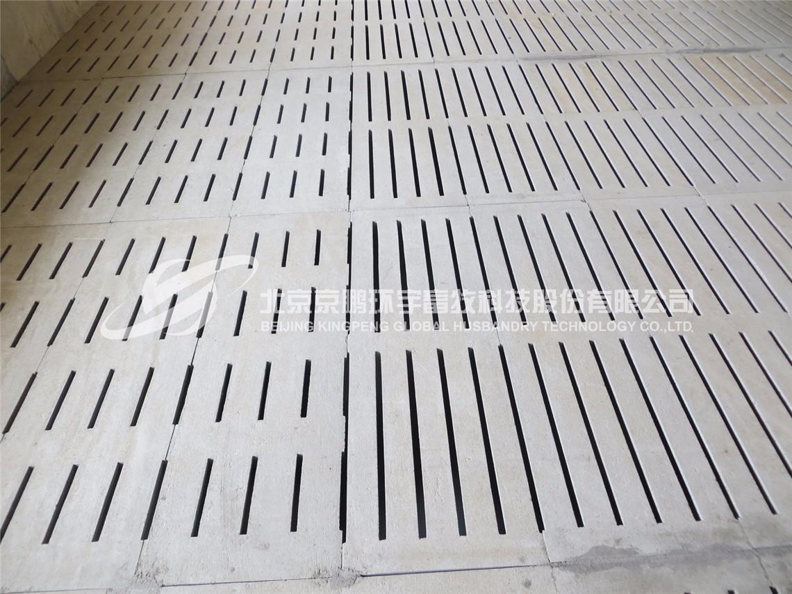 水泥漏缝地板