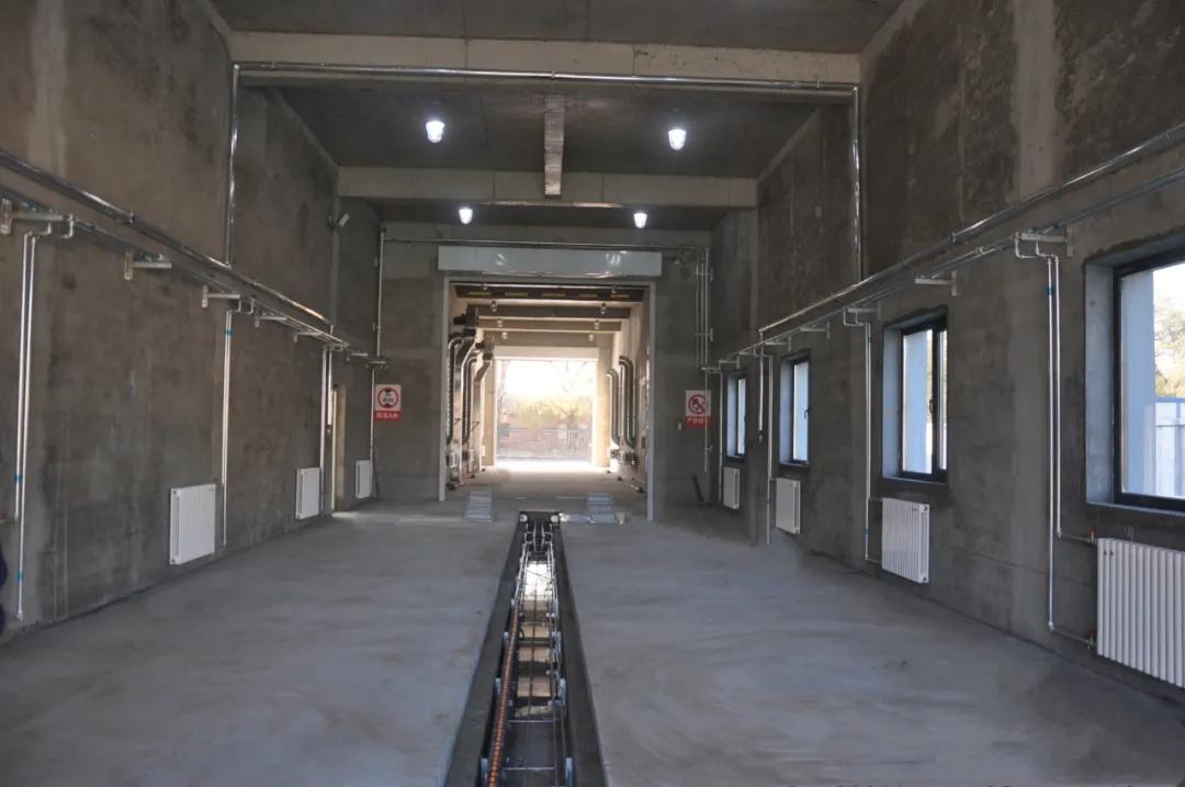 京鵬某樓房豬場項目車輛洗消中心